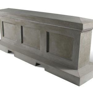 "96"" Concrete Security/Traffic Barrier"