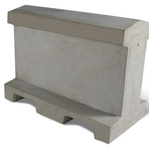 "Standard 48"" Concrete Security/Traffic Barrier"
