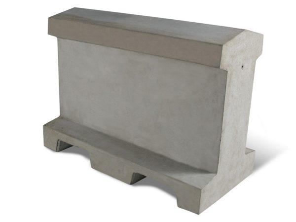 "Standard 48"" Concrete Security/Traffic Barrier"