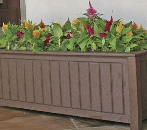 "North Hampton Style 48"" Planter Box"