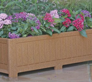 Catalina Style Planter Box