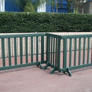 Eagle One Security Barrier