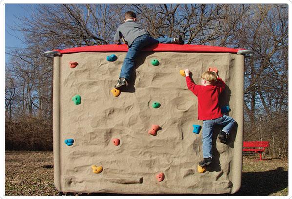 Climbing Wall Playground