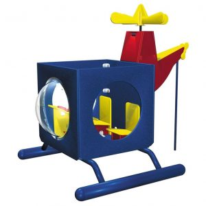 Helicopter Dramatic Play System