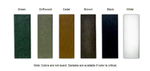 Greenwood Colors