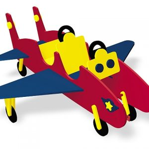 Flight Jet Dramatic Play System