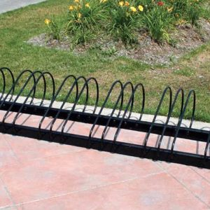 Ground Loop Bike Rack