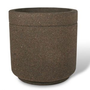 "Super Duty 36"" Round Concrete Planter"