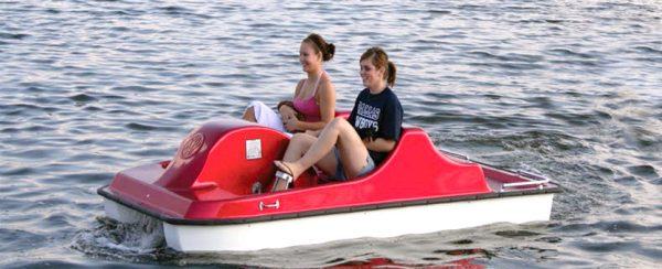 Pedal Boat Cruisers