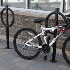 Pedestal Bike Rack