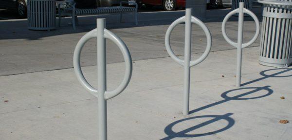Pedestal Bike Rack