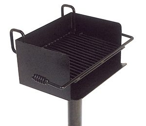 Rotating Grill
