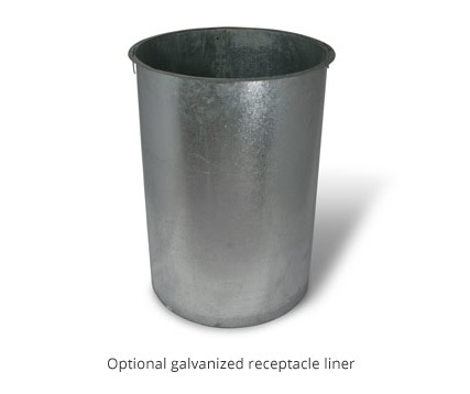 Gallon Galvanized Liner