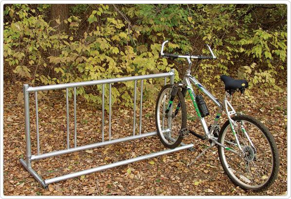 Single Entry Bike Rack